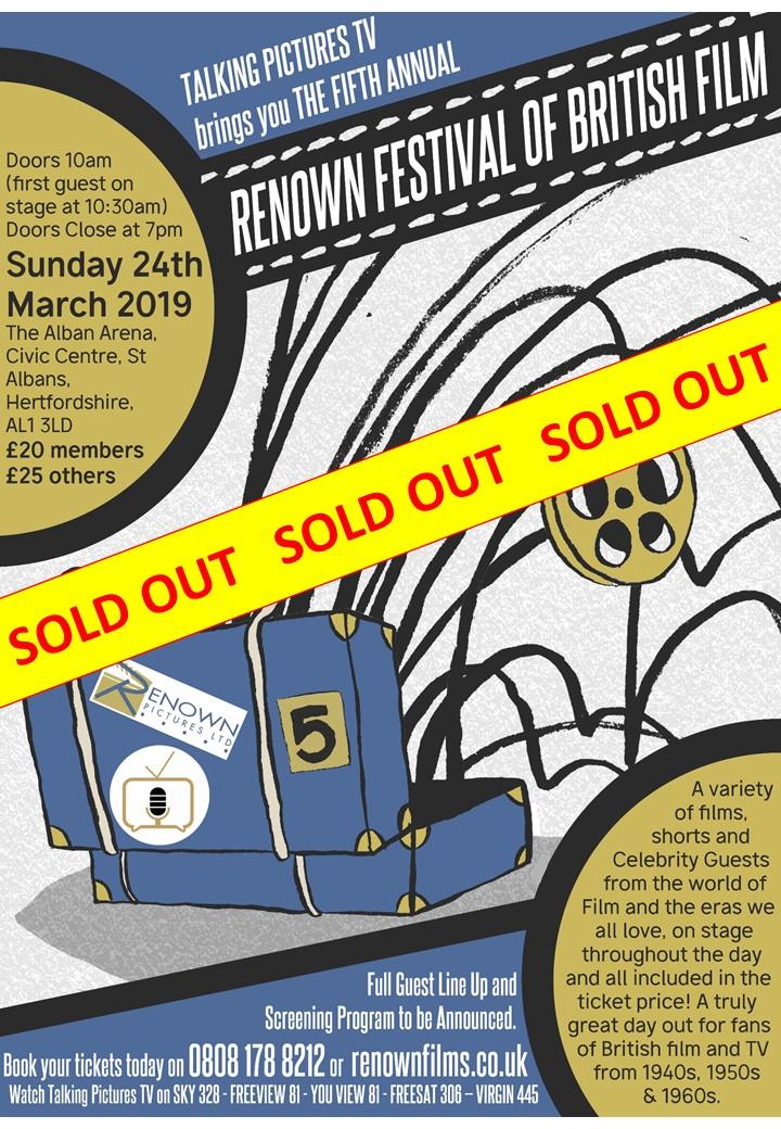 Renown Festival Ticket