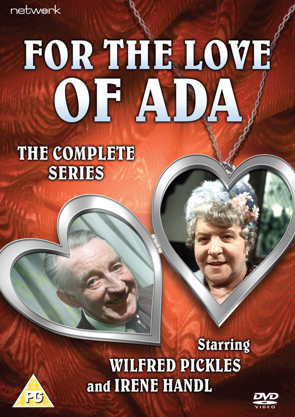 For The Love Of Ada The Complete Series Renown Films