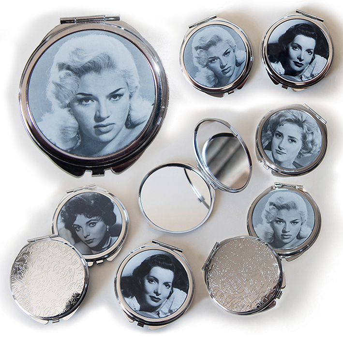 The Bombshell Compact Mirror Diana Dors Renown Films